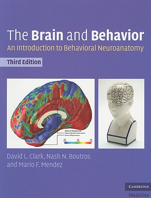 The Brain and Behavior: An Introduction to Behavioral Neuroanatomy - Clark, David L, and Boutros, Nash N, and Mendez, Mario F