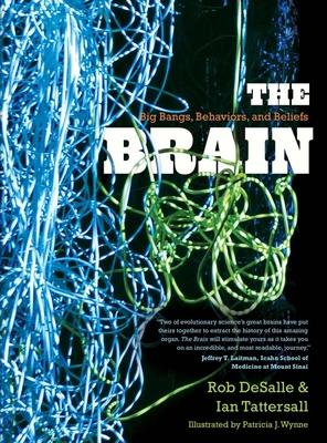 The Brain: Big Bangs, Behaviors, and Beliefs - DeSalle, Rob, Professor, PH.D., and Tattersall, Ian