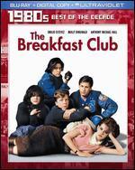 The Breakfast Club [Includes Digital Copy] [UltraViolet] [Blu-ray]
