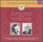 The British Music Collection: Benjamin Britten & William Walton