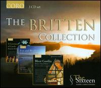 The Britten Collection - Caroline Trevor (alto); Carys Lane (soprano); Deborah Miles-Johnson (alto); Ian Partridge (tenor); Jamie Hopkins (vocals);...