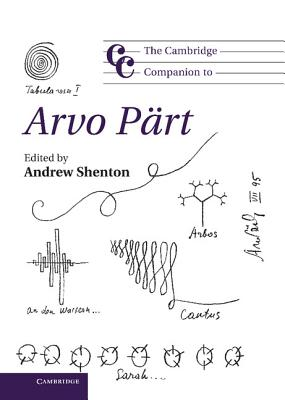 The Cambridge Companion to Arvo Part - Shenton, Andrew (Editor)