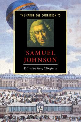 The Cambridge Companion to Samuel Johnson - Clingham, Greg, Professor (Editor)