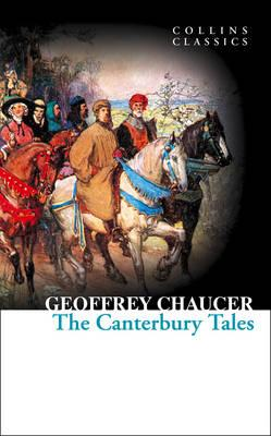 The Canterbury Tales - Chaucer, Geoffrey