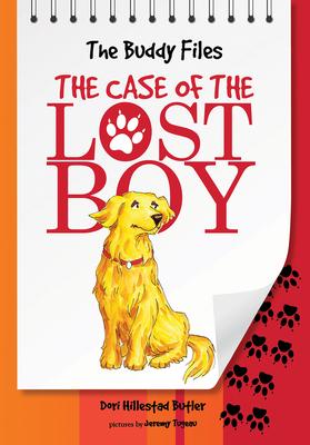 The Case of the Lost Boy - Butler, Dori Hillestad