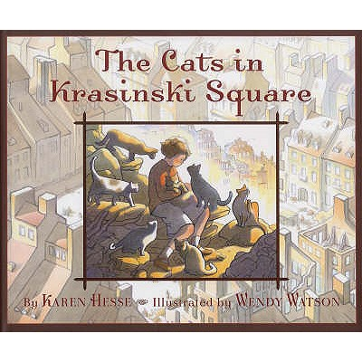 The Cats in Krasinski Square - Hesse, Karen