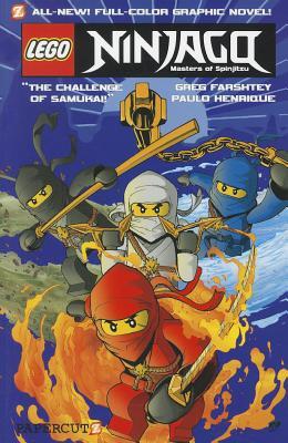 The Challenge of Samukai! - Farshtey, Greg