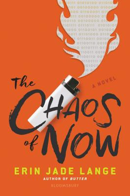 The Chaos of Now - Lange, Erin Jade