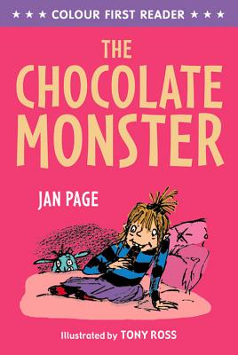 The Chocolate Monster - Page, Jan