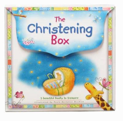 The Christening Box - James, Bethan