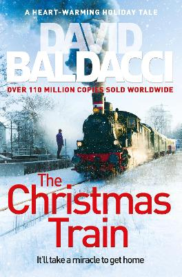 The Christmas Train - Baldacci, David, and Lang, Neil (Cover design by)