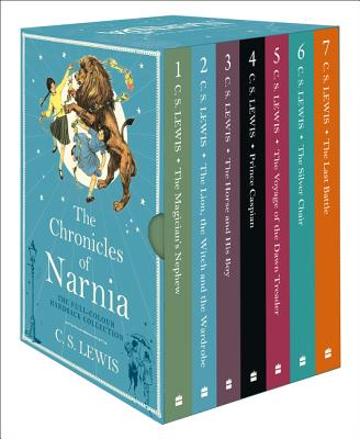 The Chronicles of Narnia box set - Lewis, C. S.