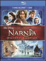 The Chronicles of Narnia: Prince Caspian [2 Discs] [Blu-ray/DVD] - Andrew Adamson; David Strangmuller