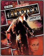 The Chronicles of Riddick [Includes Digital Copy] [SteelBook] [Blu-ray/DVD] [2 Discs] - David N. Twohy
