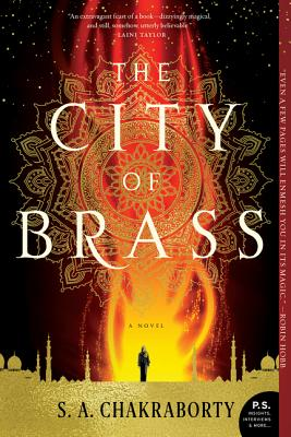 The City of Brass - Chakraborty, S A