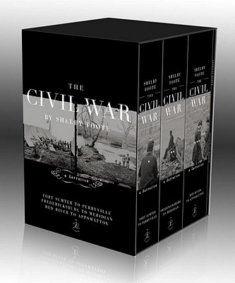 The Civil War Boxed Set - Foote, Shelby, and Meacham, Jon (Editor)
