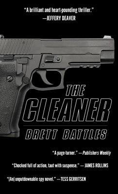 The Cleaner - Battles, Brett