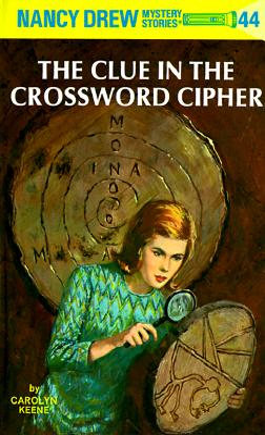 The Clue in the Crossword Cipher - Keene, C.