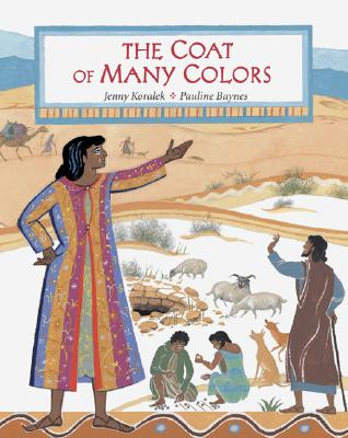 The Coat of Many Colors - Koralek, Jenny