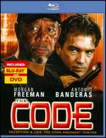 The Code [2 Discs] [Blu-ray/DVD] - Mimi Leder