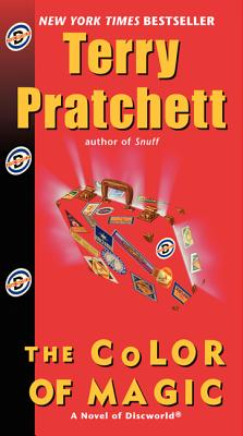 The Color of Magic - Pratchett, Terry