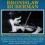 The Columbia Recordings with Piano