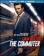 The Commuter [Includes Digital Copy] [Blu-ray/DVD]
