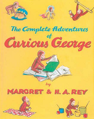 The Complete Adventures of Curious George - Rey, Margret