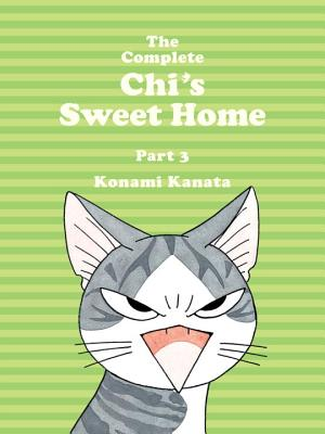 The Complete Chi's Sweet Home Vol. 3 - Konami, Kanata
