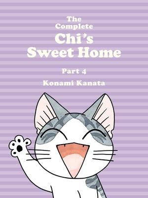 The Complete Chi's Sweet Home, Volume 4 - Kanata, Konami