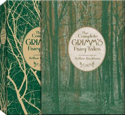 The Complete Grimm's Fairy Tales - Grimm, Jacob, and Grimm, Wilhelm