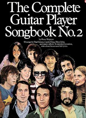 The Complete Guitar Player Songbook No. 2 - Music Sales Corporation