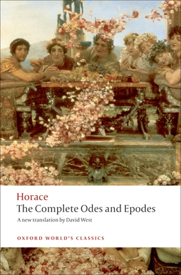 The Complete Odes and Epodes - Horace