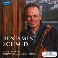 The Complete Oehmsclassics Recordings - Alfredo Perl (piano); Anthony Spiri (harpsichord); Ariane Haering (piano); Benjamin Schmid (violin); Biréli Lagrène (guitar);...