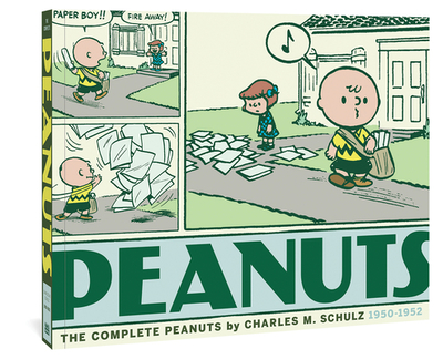 The Complete Peanuts 1950-1952 - Schulz, Charles M