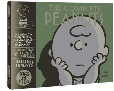 The Complete Peanuts 1965-1966 - Schulz, Charles M, and Hartley, Hal (Foreword by), and Seth (Designer)
