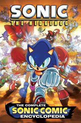 The Complete Sonic the Hedgehog Comic Encyclopedia - Sonic Scribes