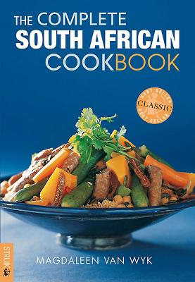 The Complete South African Cookbook - Van Wyk, Magdaleen