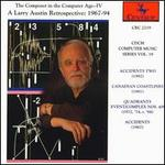 The Composer in the Computer Age, Vol. 4: A Larry Austin Retrospective, 1967-94