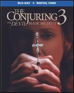 The Conjuring: The Devil Made Me Do It [Includes Digital Copy] [Blu-ray]