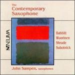The Contemporary Saxophone