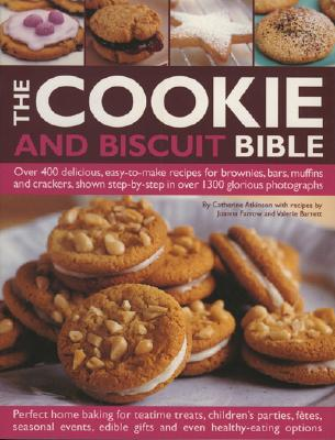 The Cookie and Biscuit Bible - Atkinson, Catherine