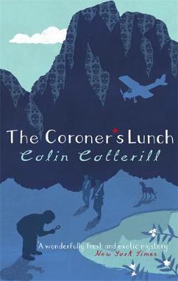 The Coroner's Lunch - Cotterill, Colin