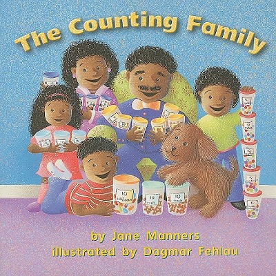 The Counting Family - Manners, Jane
