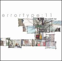The Crank EP - Errortype: 11