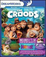 The Croods [Blu-ray] [Only @ Best Buy] [Movie Money]