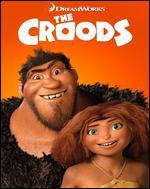 The Croods [With Movie Money] [Blu-ray/DVD]