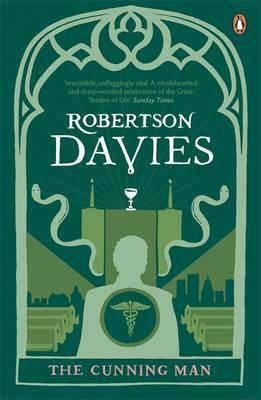 The Cunning Man - Davies, Robertson