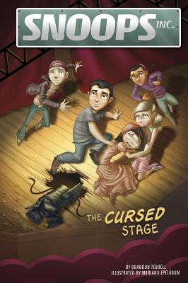 The Cursed Stage - Terrell, Brandon