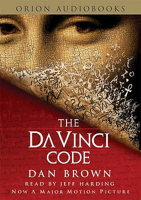 The Da Vinci Code - Brown, Dan, and Harding, Jeff (Read by)